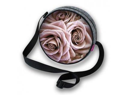 Kabelka Twist - Ruže