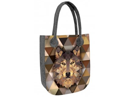 Kabelka City Wolf