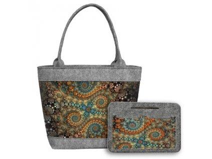 Zvýhodnená kombinácia kabelka POLO Hypnotic + organizér