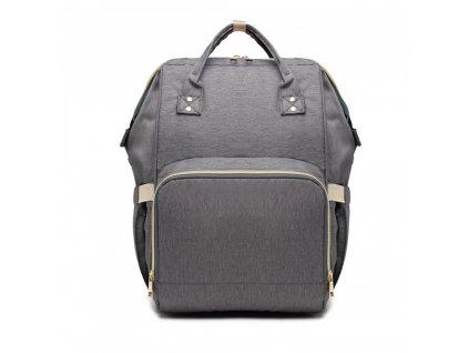 Cestovný batoh - šedý