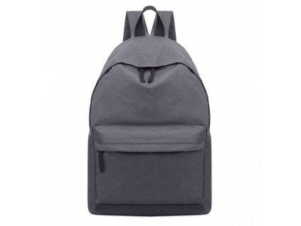 Batoh na chrbát - sivý
