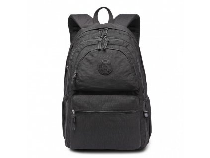 Školský batoh - čierna