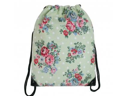 Vak na chrbát - Rose - zelený