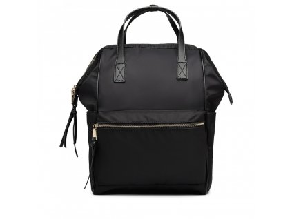 Cestovný batoh Deluxe - čierny