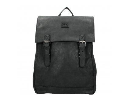 Dámsky štýlový batoh Enrico Benetti - Čierny