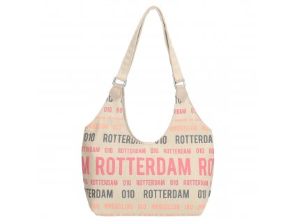 Taška na rameno PE-FLORENCE - Rotterdam - béžová