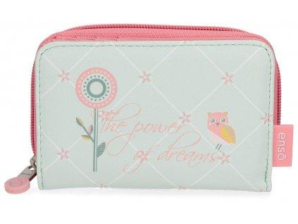 Rozkošná peňaženka Enso Owls