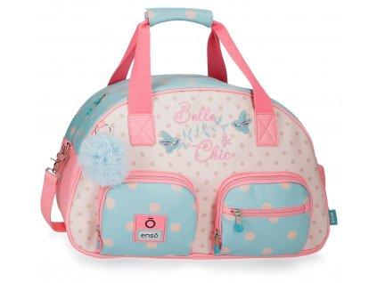 Cestovná taška pre dievčatá Enso Belle & Chic
