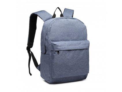 Unisex batoh Popi - modrý