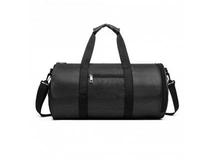 Pánska športová taška Kono Atletic - čierna