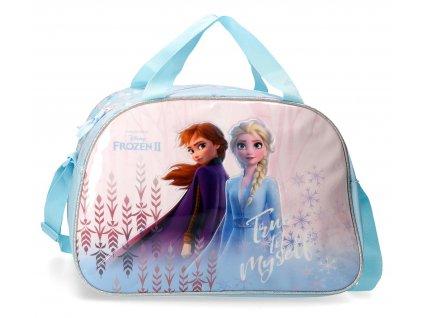Cestovná taška Frozen 2 True To Myself