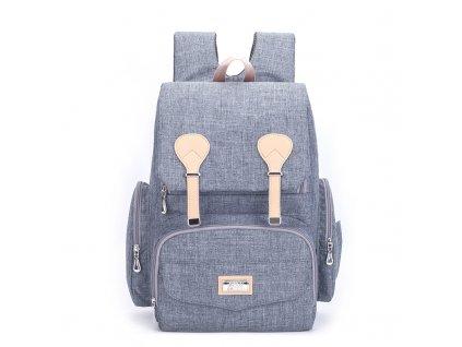 Multifunkčný batoh Mayin - sivý