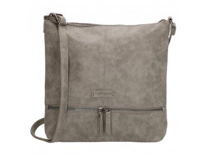 Dámska taška na rameno ENRICO BENETTI Nouméa - sivá