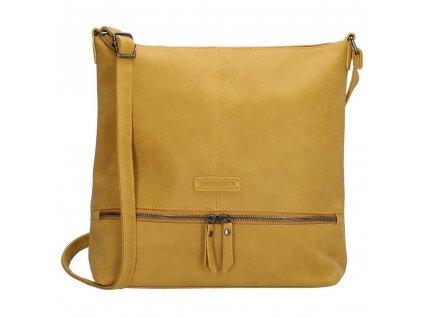 Dámska taška na rameno ENRICO BENETTI Nuoméa - okrová