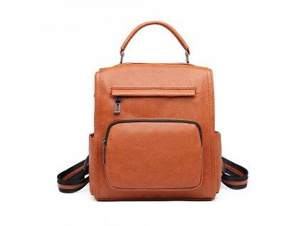 Dámský módny batoh Roxy - terakota