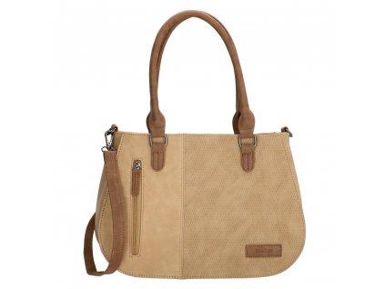 Dámska kabelka Beagles Brunete - hnedá