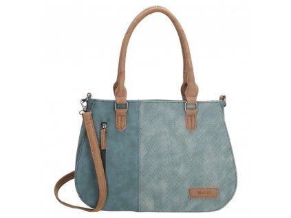 Dámska kabelka Beagles Brunete - riflová modrá