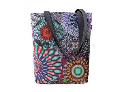 Designová taška na rameno Sunny - Kolotoč