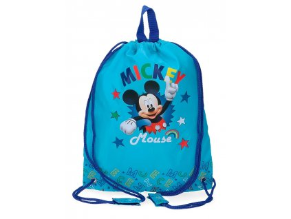 Vrecko na prezuvky - Mickey Stars 2