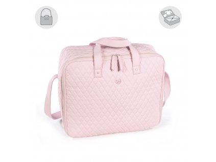 Cestovná taška Pasito a Pasito María - ružová