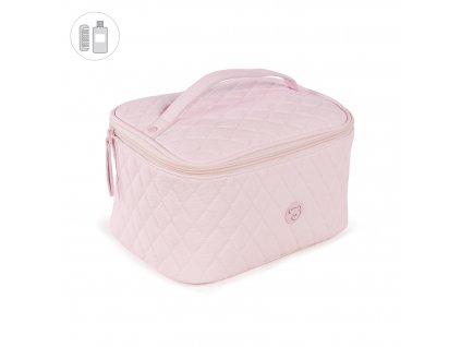 Toaletná taška Pasito a Pasito María - ružová