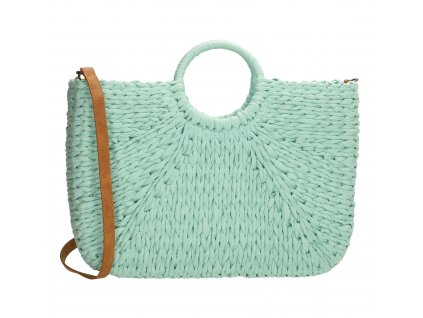Letná kabelka Pe-Florence Nature - mint