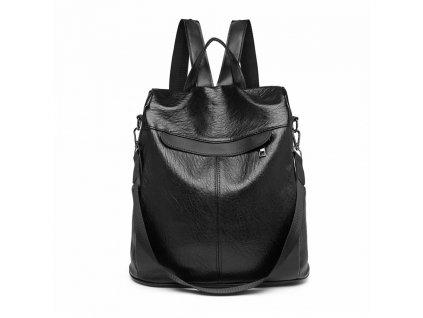 Dámsky elegantný batoh Jamba - čierna