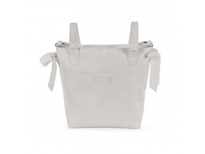 Prebalovacia kabelka na kočík Pasito a Pasito Essentials - sivá
