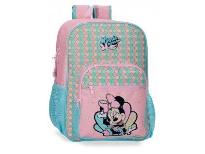 Jednokomorový batoh Minnie Mermaid 38 cm