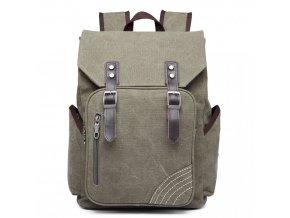 Pánsky batoh na 14/15 palcový notebook - green