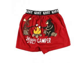 Pánske trenky -   Happy Camper