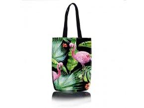 Kabelka - Plameniak ružový