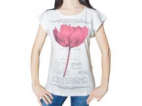Tričko Tulipán