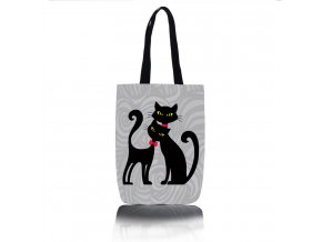 Kabelka - Cats In Black