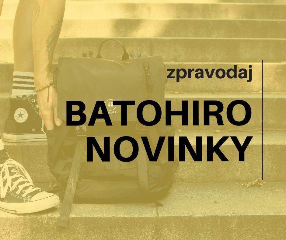 BATOHIRO NOVINKY