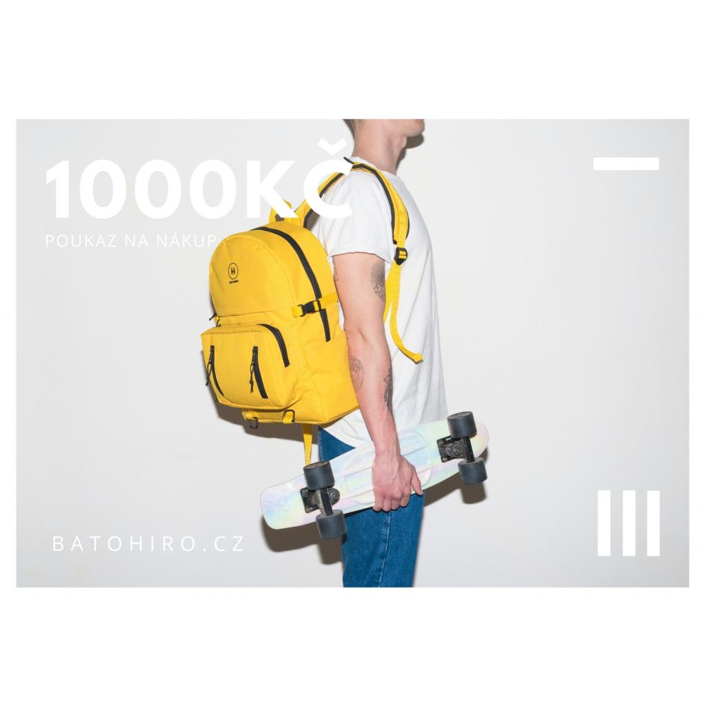 BATOHIRO VOUCHER 1000