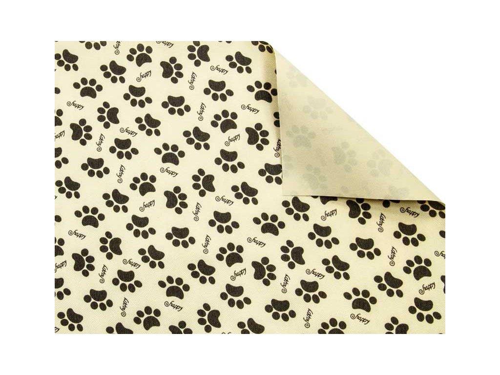 polyesterova tkanina premium 600d300d potazena pvc d hneda 141 ve stopach 146 cm 1 m 18347 (1)
