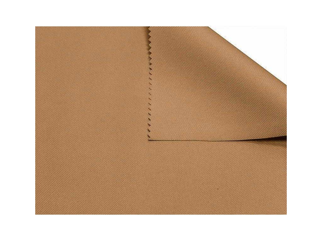 polyesterova tkanina 600d pu bezova 160 cm 1 m 17892 (1)