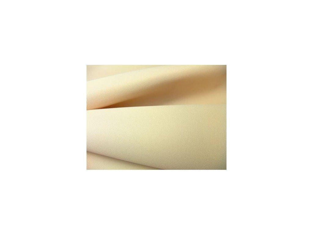 polyesterova tkanina premium 600d300d potazena pvc d bezova 122 150 cm 1 m