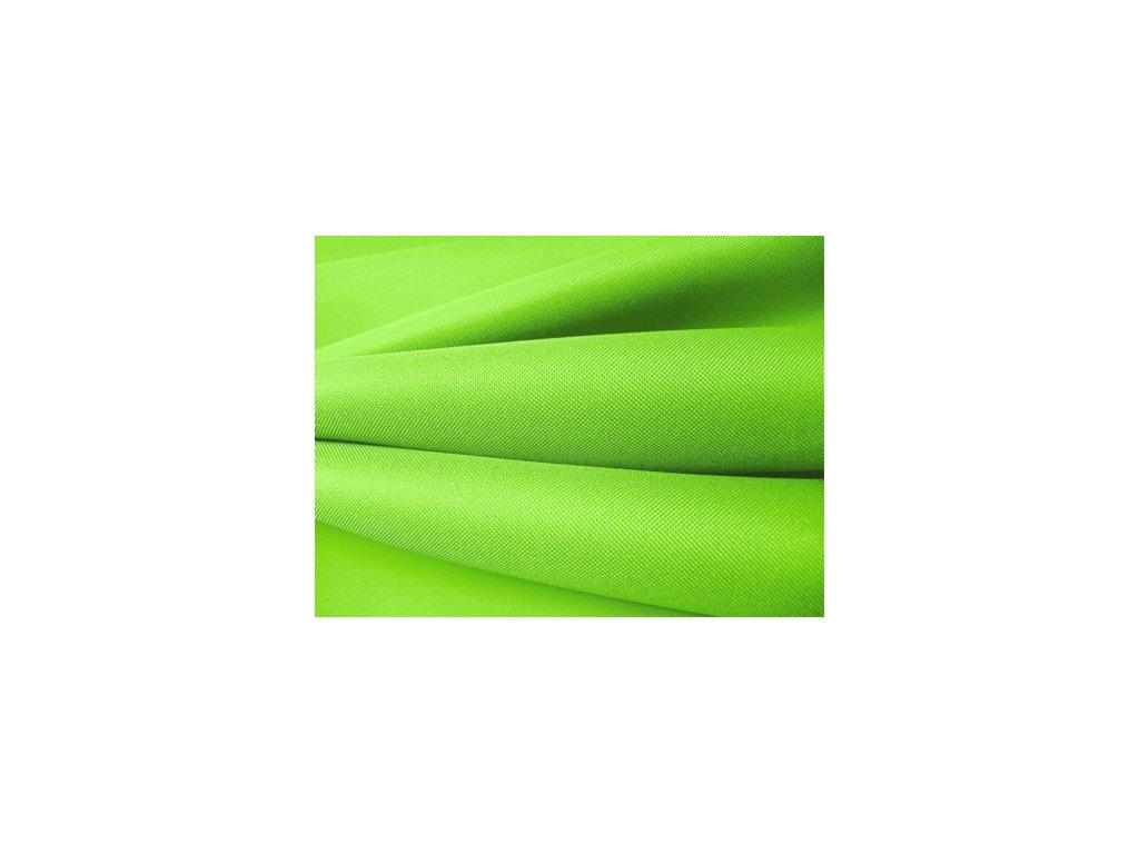 treska polyester premium 600d300d pvc 1001 zeleny neon 50 mb