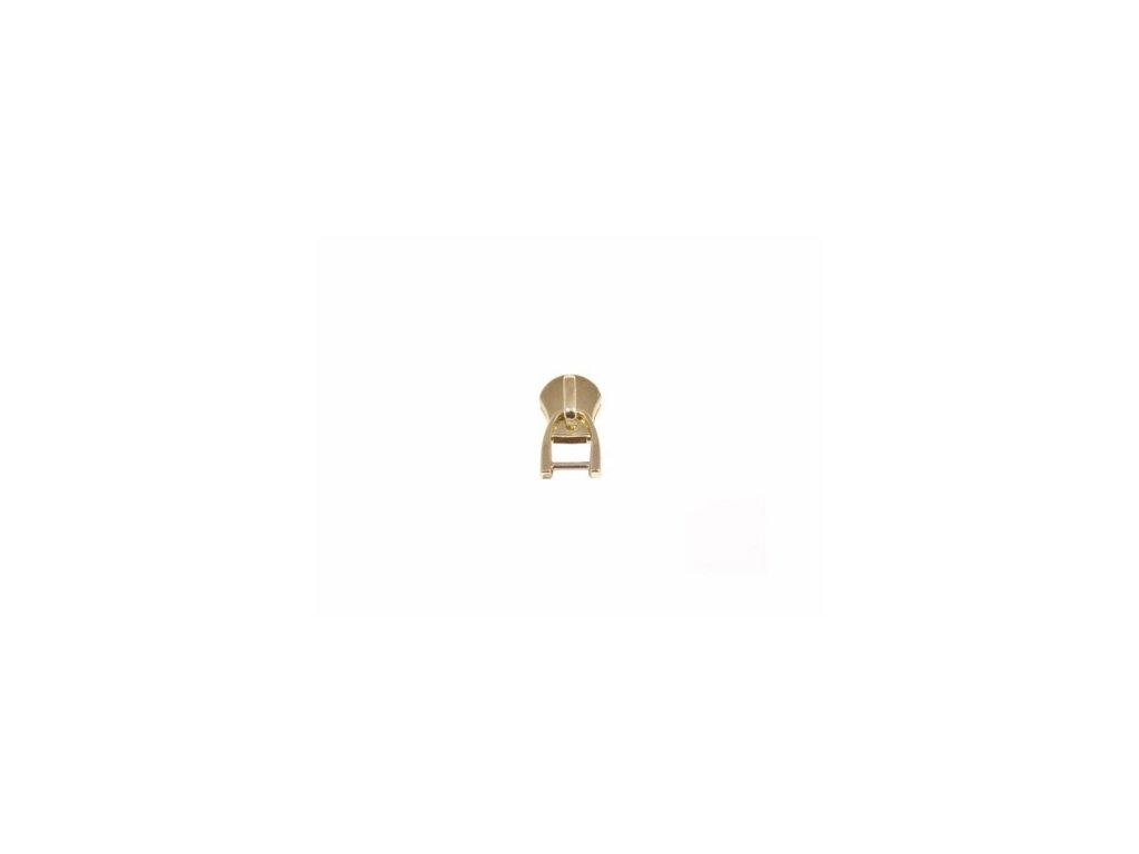posuvnik pro kovovy posuvny pas 5 nezamykaci nc2 zloto