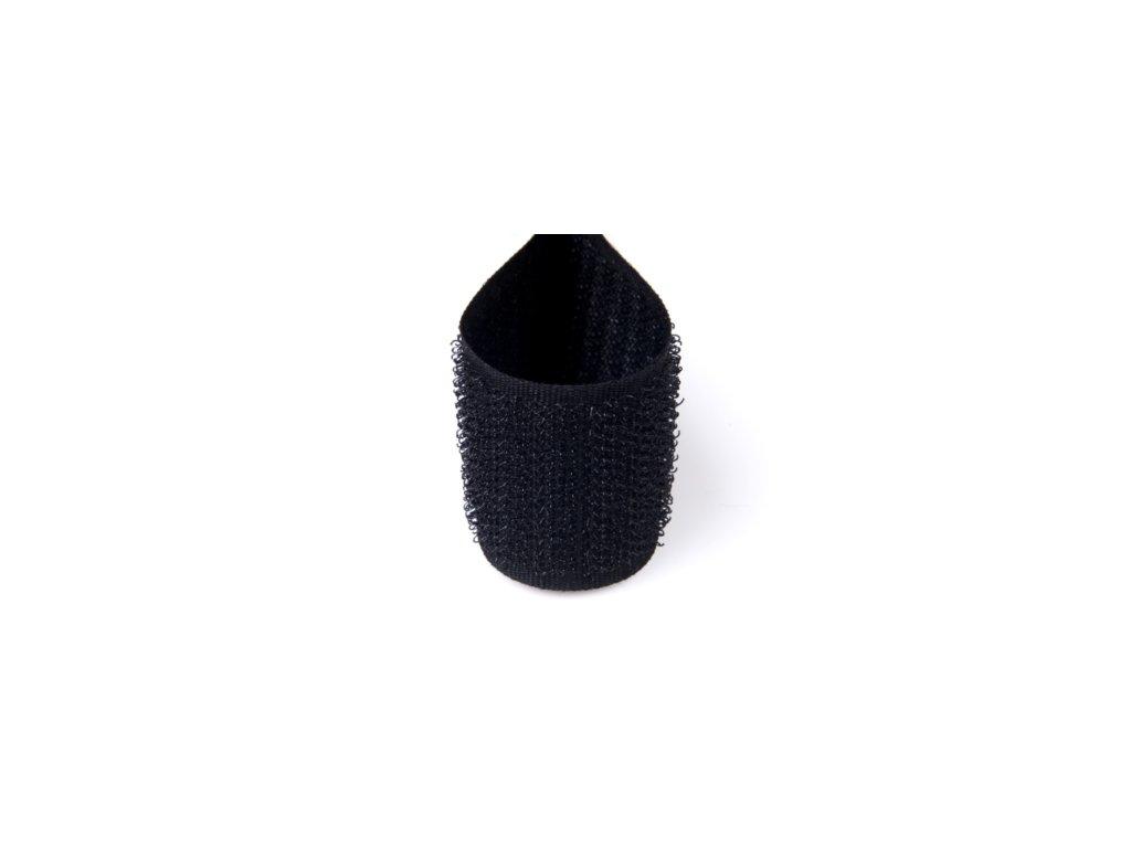 suchý zip černý
