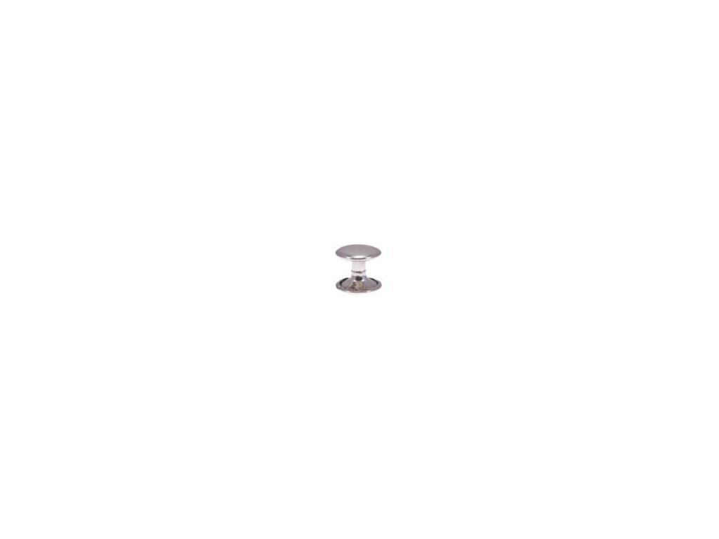 dvoustranny kovovy nyt lux 8 3 9 mm nikl 1000 ks 1
