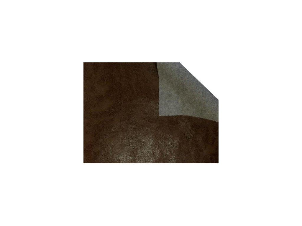 umela kuze vintage hneda 07 140 cm 1 m 17693
