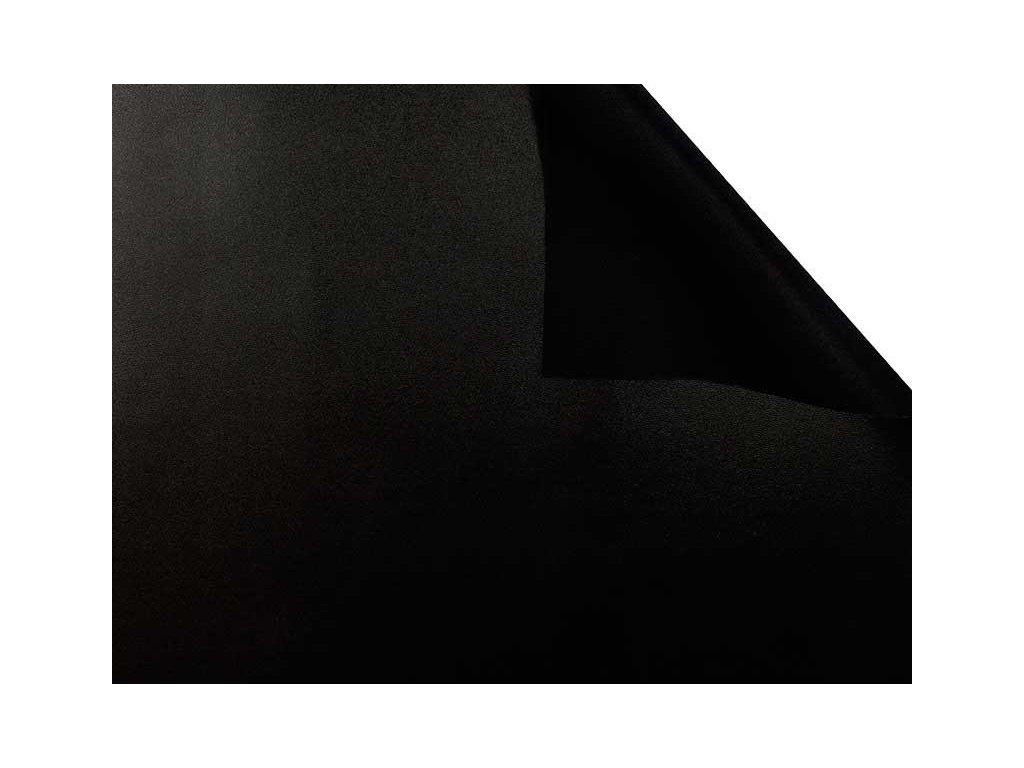 polyesterova tkanina microfibra cerna 580 148 cm 1 m