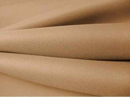 tkanina poliestrowa 600d300d pokryta pvc d bezowa 098 150 cm 1 mb