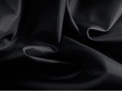 polyesterova tkanina 210d pu taffeta 580 cerna (1)
