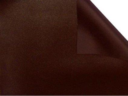 tkanina poliestrowa microfibra brazowa 141 148 cm 1 mb