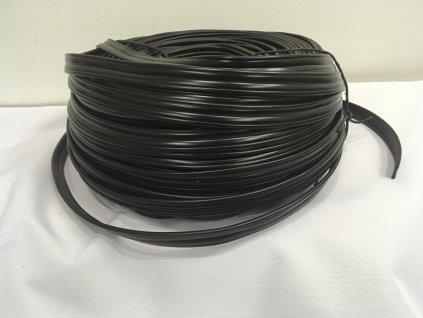 KEDR - PASPULE PVC (ČERNÁ)