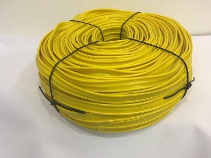 KEDR - PASPULE PVC (ŽLUTÁ)